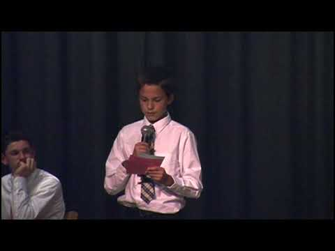 2014 McCloskey Middle School Debate Finals
