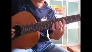 Góc tối (Nguyễn Hải Phong) - Hướng dẫn đệm guitar