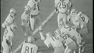 1969 Redskins at Browns Game 2