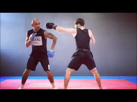 TRAINING WITH ANTHONY RINNA