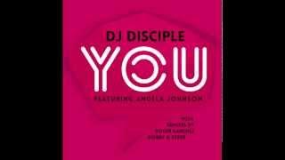 Dj Disciple Feat Angela Johnson - You... @ www.OfficialVideos.Net