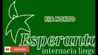 ESPERANTO MUSIC * KIA NOKTO