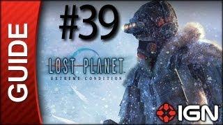 Lost Planet: Extreme Condition Walkthrough - #39 Mission 10 Part D