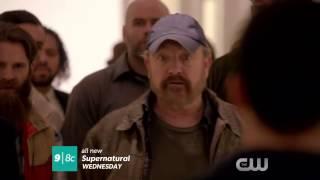 Supernatural ( Сверхъестественное ) - 10 сезон 17 серия Русская озвучка ( Промо )
