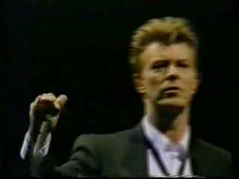 Be my wife (live)-David Bowie