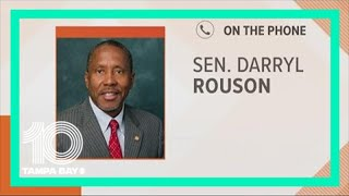 Sen. Rouson responds to Tampa Bay protests