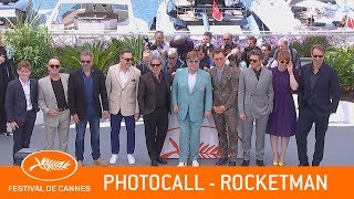 ROCKETMAN - Photocall - Cannes 2019 - EV