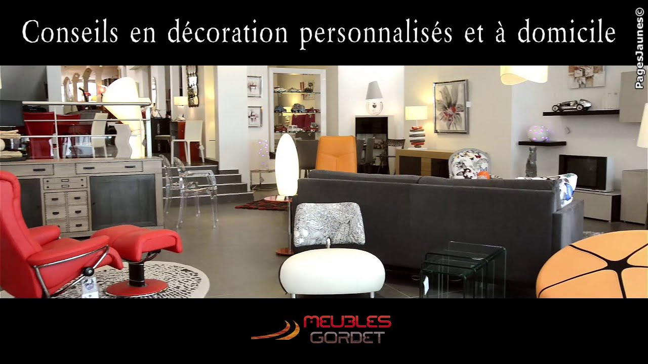 meubles gordet magasin de meubles bourges youtube. Black Bedroom Furniture Sets. Home Design Ideas