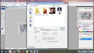 Tutorial Cara Scan Dokumen ke komputer