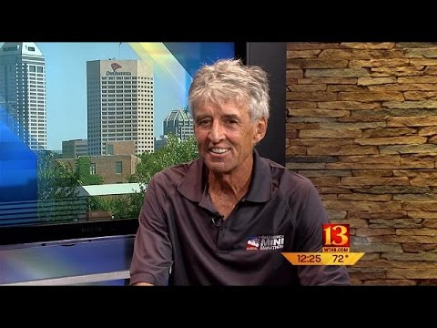 Frank Shorter interview