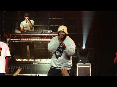 Random Axe live @ Moscow 28-10-2011  (Sean Price, Guilty Simpson, Black Milk)