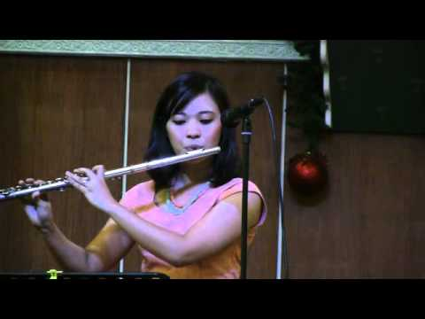 As The Deer - flute cover by Antonette