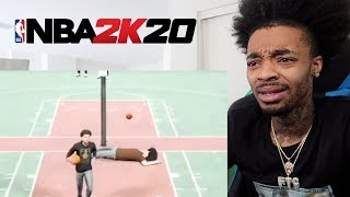NBA 2K20 Top 10 PLAYS Of The WEEK #1 REACTION! Ankle Breakers, Posterizers & MORE!