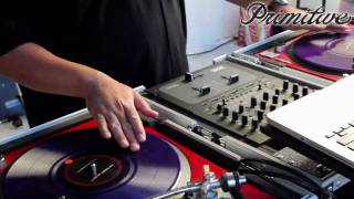 PRIMITIVE - Dj RHettmatic - SUMMER 2010 -