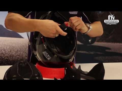 AGV GT Veloce Motorhelm Review - MotorKledingCenterTV