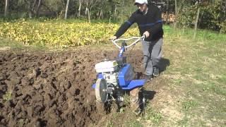 MOTOCULTOR LA ARAT 7cp