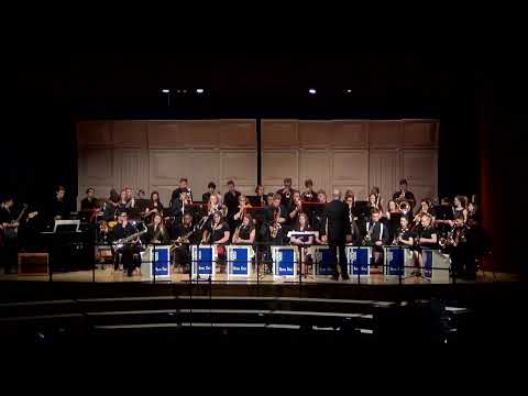 HS Jazz and Percussion Concert