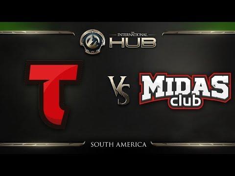 Midas vs Torus - The International 2018 SA Main Qualifier