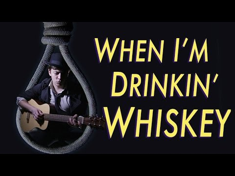 When I'm Drinking Whiskey - Rusty Cage