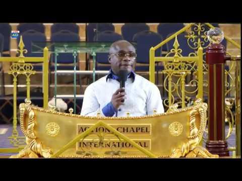 Prophet Victor Kusi Boateng   Prayer Cathedral, Action Chapel International