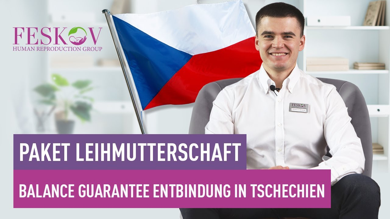 Künstliche Befruchtung Tschechien