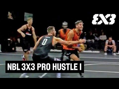 LIVE 🔴 - NBL 3x3 Pro Hustle I - Melbourne, Australia