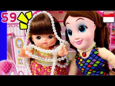 Mainan Boneka Eps 59 Mutiara Mermaid - GoDuplo TV