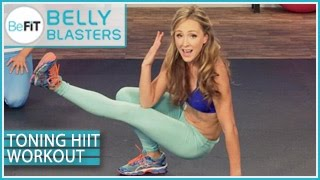 BeFiT Belly Blasters: Toning HIIT Workout for the Core- Nicola Harrington