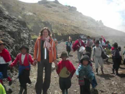 EVELYN  de Fund. Yanapagrina, 2010 en LLULLIMUNLLU, Parr. Simiatug, prov. Bolívar, Ecuador