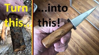 How 2 Make an Amazing Letter Opener From Junk