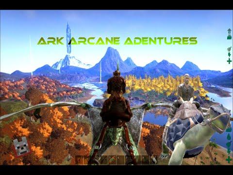 Ark Arcane Adventures E15 Going To Hermit Island