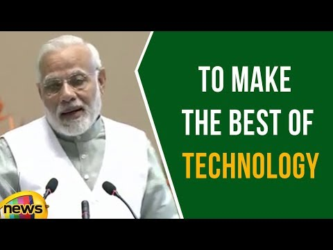 PM Modi Says Bureaucrats To Make The Best Of Technology | Mango News