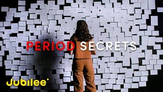 Women React to Secrets About Strangers' Periods