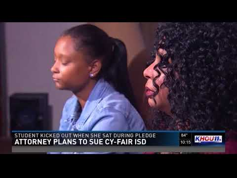 Attorney plans to sue Cy Fair ISD after student suspended