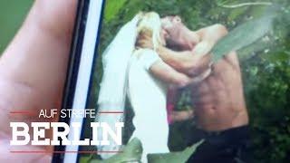 Krass! Braut vernascht den Stripper im Busch? | Auf Streife - Berlin | SAT.1 TV