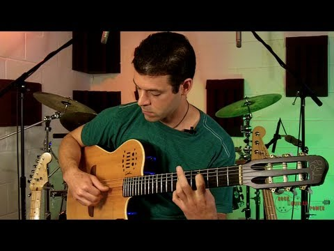 Asturias (Leyenda) Classical Guitar Lesson - Triplet Section