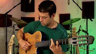 Asturias (Leyenda) Classical Guitar Lesson - Triplet Section