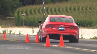 MotorWeek | Road Test: 2014 Audi RS7