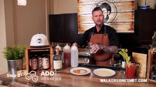 How to make:  the Greatest Tasting bloody Caesar and Bloody Mary