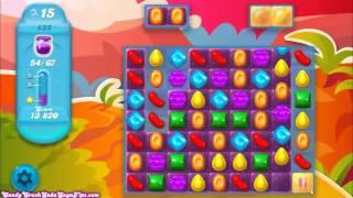 Candy Crush Soda Saga Level 435 Commentary Walkthrough