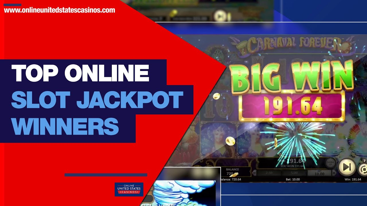 Top Online Slot Jackpot Winners 2020 Slot Big Wins Youtube