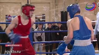 Молодёжное Первенство города по боксу стартовало в Махачкале