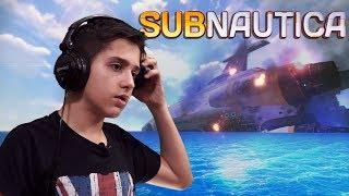 58 Subnautika. Игры и приколы с Ромой