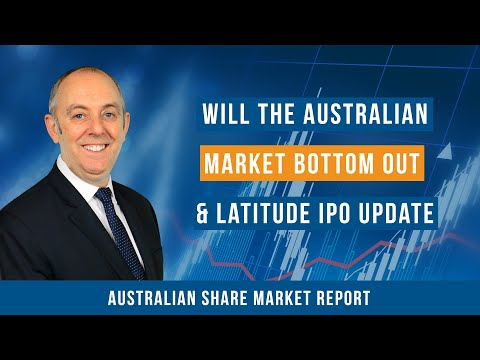 Is The Australian Stock Market Expected To Bottom Out Soon?
