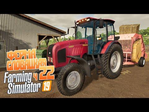 Свиньи едва живы.. Чем они болеют? - ч22 Farming Simulator 19