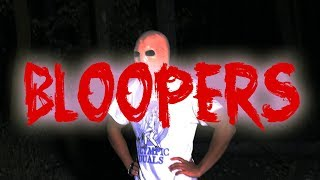 A Frightful Surprise Bloopers