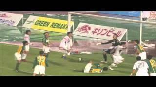 2011年10月30日のJ2第33節、FC岐阜vsサガン鳥栖のダイジェストです。い...