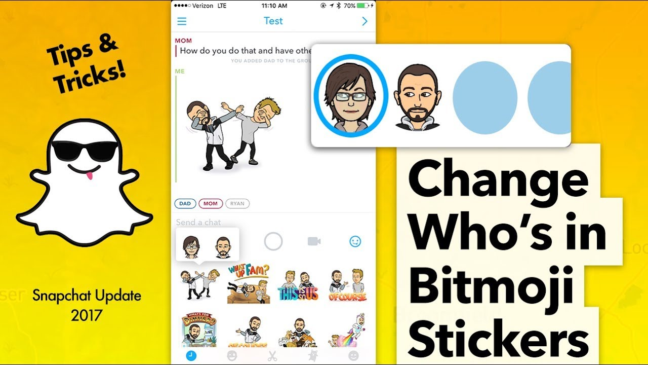 Switch whos in your bitmoji stickers snapchat youtube switch whos in your bitmoji stickers snapchat buycottarizona Image collections