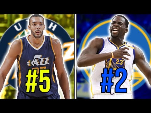 Ranking The Top 10 Defenders In The NBA Today