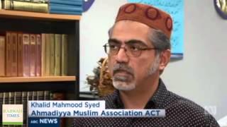 Ahmadiyya Muslim Community celebrates Australia Day 2016